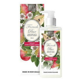 French Pear Lotion 300ml Boxed