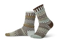 Adult Crew Pine Cone Socks