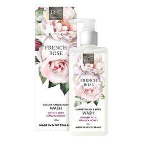 French Rose 300ml Wash