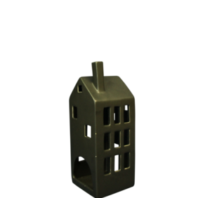 Black Tealight House