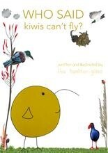 Who said Kiwi's can't fly?