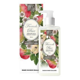 French Pear Wash 300ml Boxed