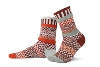 Adult Crew Lava Socks