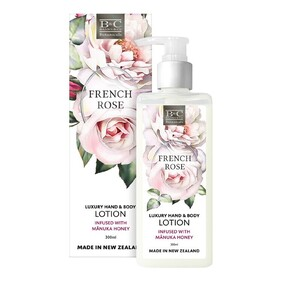French Rose Lotion 300ml