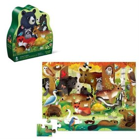 Forest Friends Jigsaw