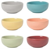 Pinch Bowls set of 6