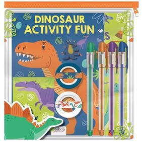 Pencil Case Pack Dinosaurs