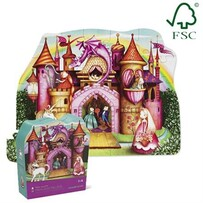 Croc Creek Shaped Box Puzzle Princess Palace