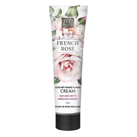 French Rose Hand & Nail Cream 50ml