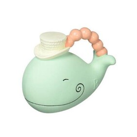 Natural Latex Whale Teether
