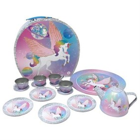 PP To the Moon 15pc Tea Set in Carry Case