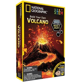 National Geographic Volcano Science